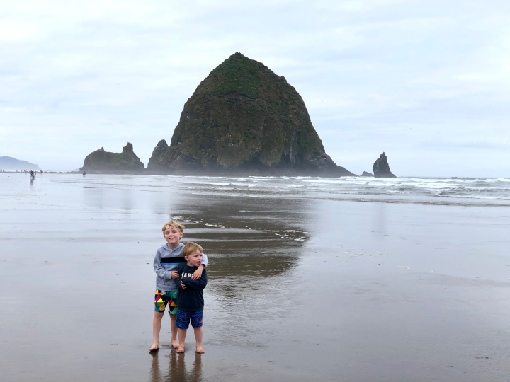 Guide to visiting Cannon Beach, Oregon with kids